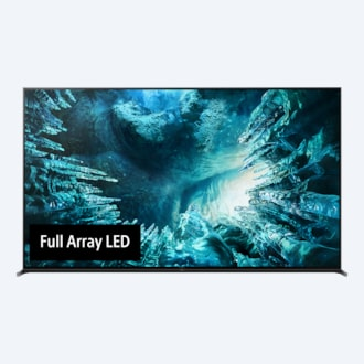 Billede af ZH8 | Full Array LED | 8K | High Dynamic Range (HDR) | Smart TV (Android TV)