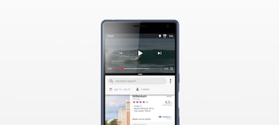Xperia 10 Plus Display
