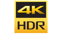 Ikon for 4K HDR