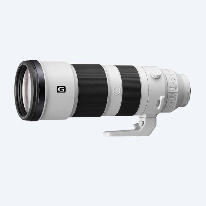 Kameraobjektiver | Udskiftelige A mount og E mount