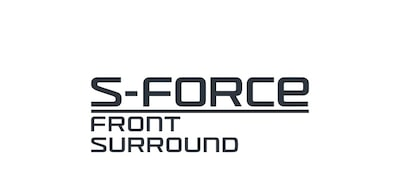Logo for S-Force Front Surround