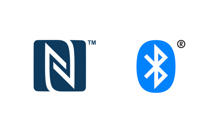 NFC- og BLUETOOTH®-logo