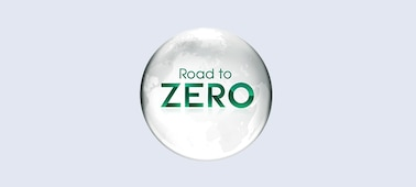 Road to Zero-miljølogo
