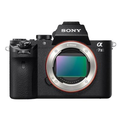 Billede af α7 II E-mount-kamera med fuldformatsensor