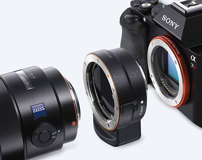 A-mount-adapter