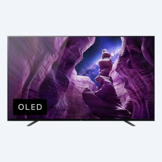 Billede af A8 | OLED | 4K Ultra HD | High Dynamic Range (HDR) | Smart TV (Android TV)