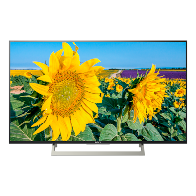 Billede af XF80| LED | 4K Ultra HD | High Dynamic Range (HDR) | Smart TV (Android TV)