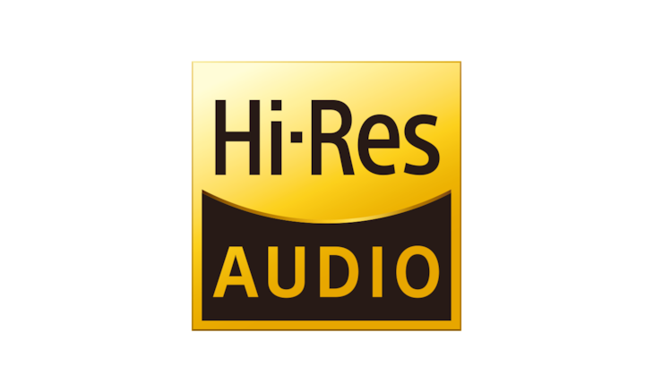 Hi-Res Audio-logo