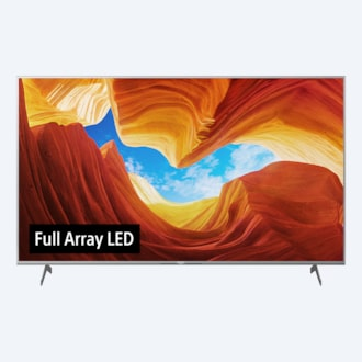Billede af XH90 / XH92 | Full Array LED | 4K Ultra HD | High Dynamic Range (HDR) | Smart TV (Android TV)