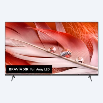 Billede af X90J | BRAVIA® XR | Full Array LED | 4K Ultra HD | High Dynamic Range (HDR) | Smart TV (Google TV)