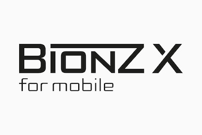 Logo for BIONZ X™-processor til mobilenheder