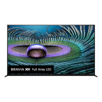 Billede af Z9J | BRAVIA XR | MASTER Series | Full Array LED | 8K | High Dynamic Range (HDR) | Smart TV (Google TV)