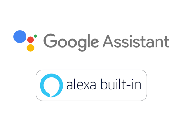 Logoer for Google Assistant og Amazon Alexa