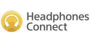 Logo for Headphones Connect