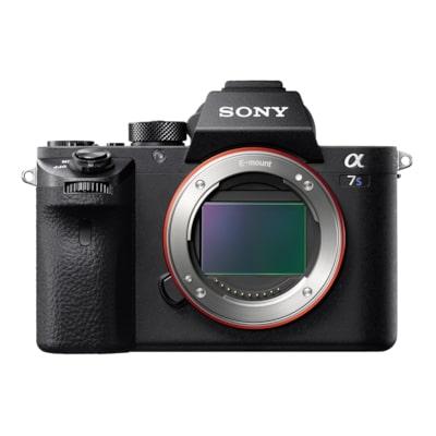Billede af α7S II E-mount-kamera med fuldformatsensor