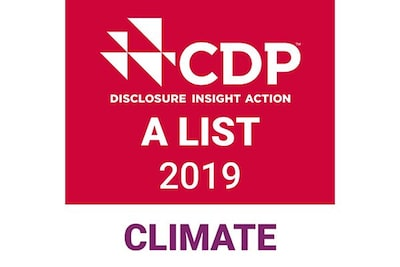 CDP DISCLOSURE INSIGHT ACTION: A-list 2019, klima