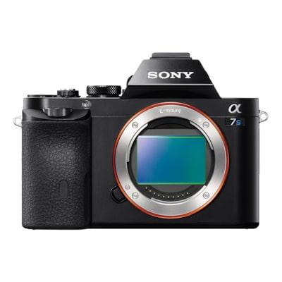 Billede af α7s E-mount-kamera med fuldformatsensor
