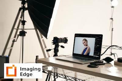 Imaging Edge™ Remote, Viewer og Edit