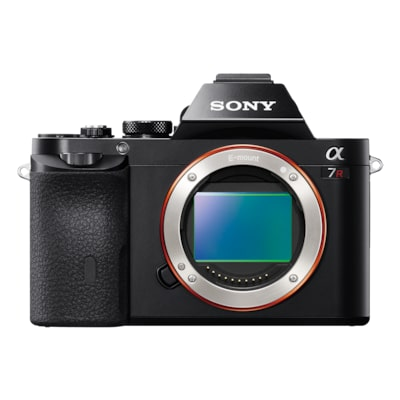 Billede af α7R E-mount-kamera med fuldformatsensor