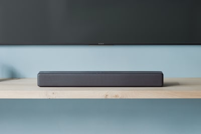 Sony BLUETOOTH-soundbar på en hylde