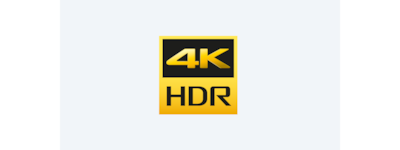 4K High Dynamic Range-logo