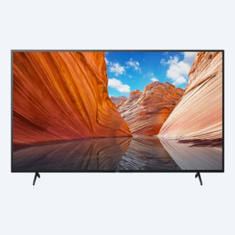 Billede af X80J / X81J | 4K Ultra HD | High Dynamic Range (HDR) | Smart TV (Google TV)