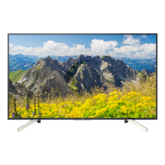Billede af XF75 | LED | 4K Ultra HD| High Dynamic Range (HDR) | Smart TV (Android TV)