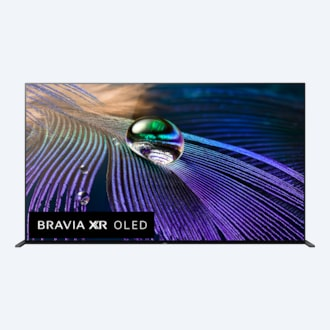 Billede af A90J | BRAVIA XR | MASTER Series | OLED | 4K Ultra HD | High Dynamic Range (HDR) | Smart TV (Google TV)