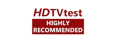 Logoet for HDTVtest award