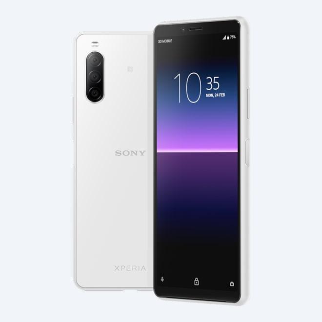 Smartphones | Android-smartphones Fra Sony | Sony DK