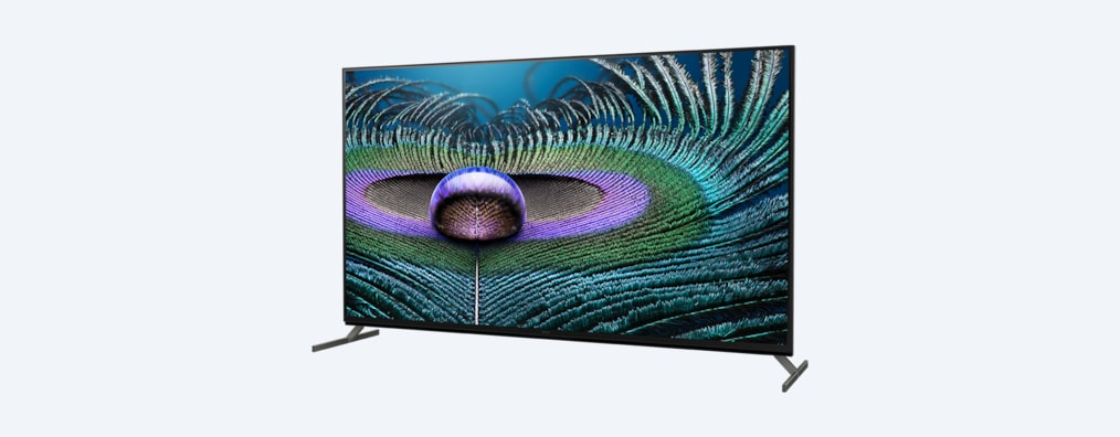 Z9J BRAVIA XR TV set i vinkel